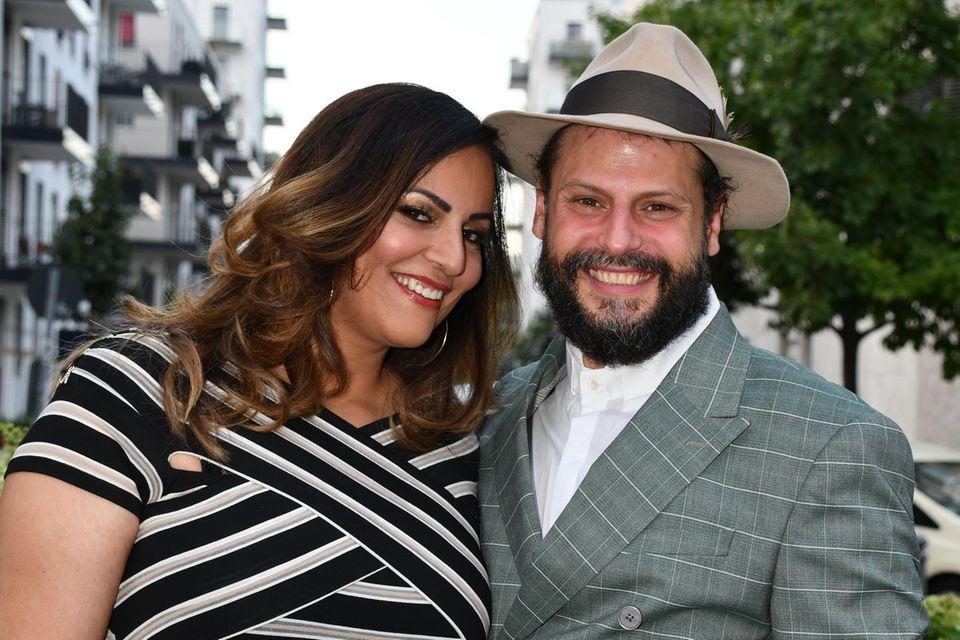 Saina Bayatpour und Manuel Cortez