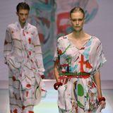 Emporio Armani Mailand Fashion Week