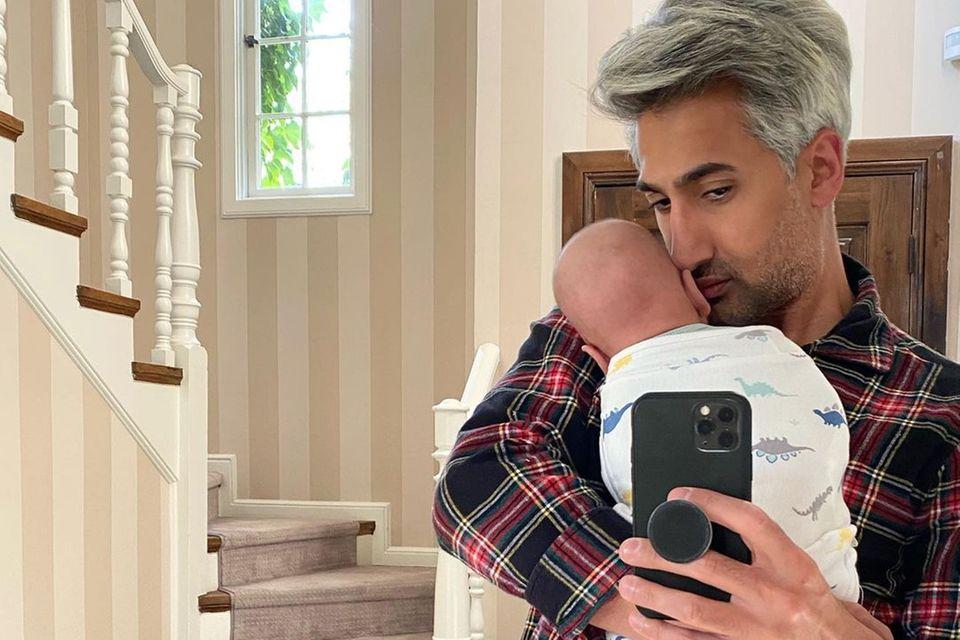 Sternchen: Tan France ist zum ersten Mal Papa geworden