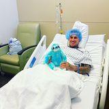 Stars grüßen aus dem Krankenhaus: Carey Hart