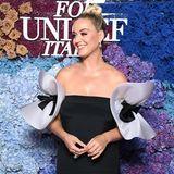 Noch vor zwei Monaten trug Katy Perry ihre Mähnelang und blond. Jetzt stand der Musikerin der Sinn offenbar nach einer haarigen Veränderung ...