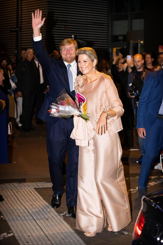 Königin Máxima in Natan Couture