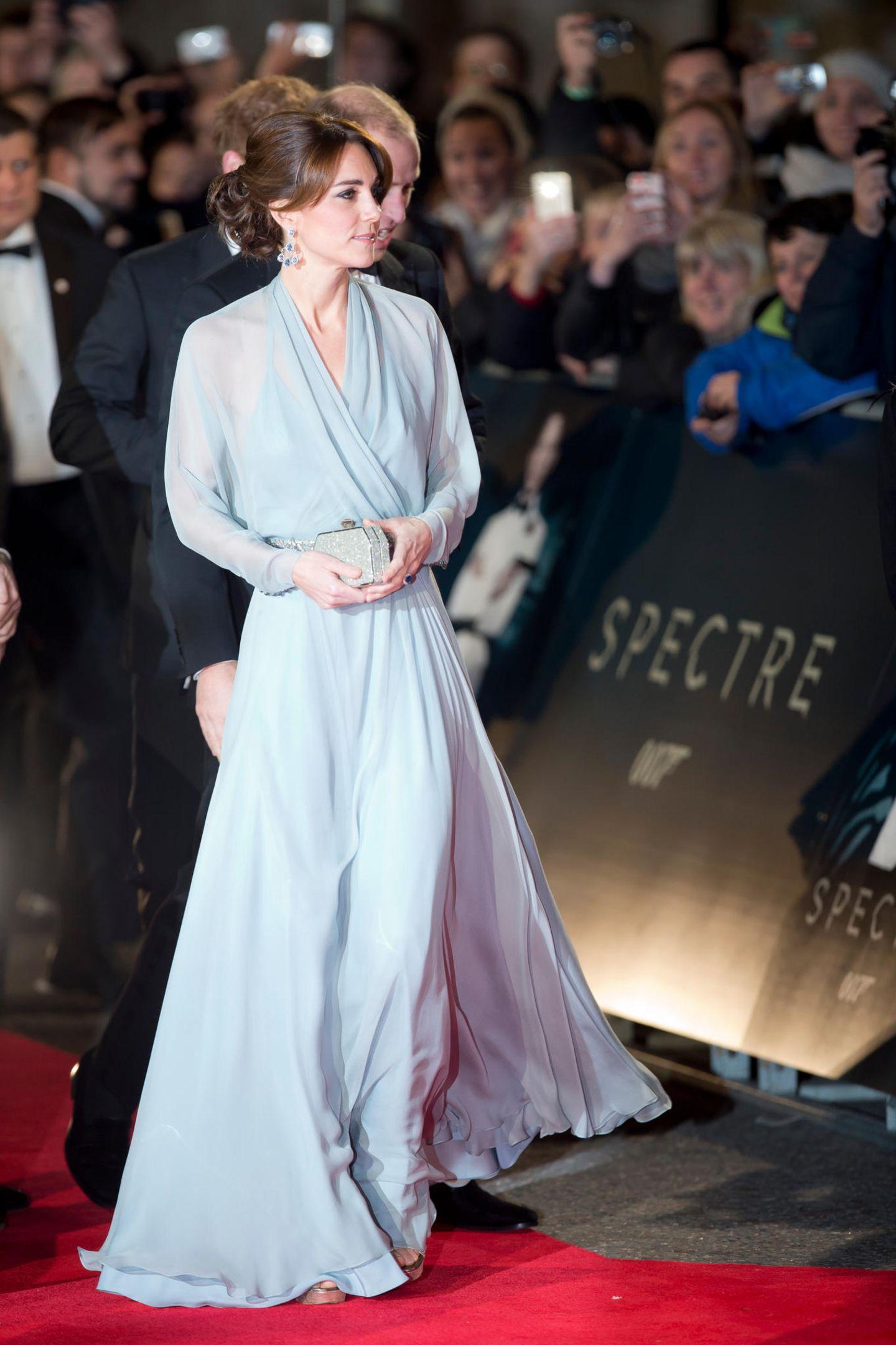 """Bei der Premiere von """"Bond: Spectre"""""""