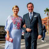 Erbgroßherzogin Stéphanie von Luxemburg