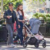 Kinderwagen der Stars: Sophie Turner und Joe Jonas
