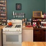 Drew Barrymore renoviert ihre Küche
