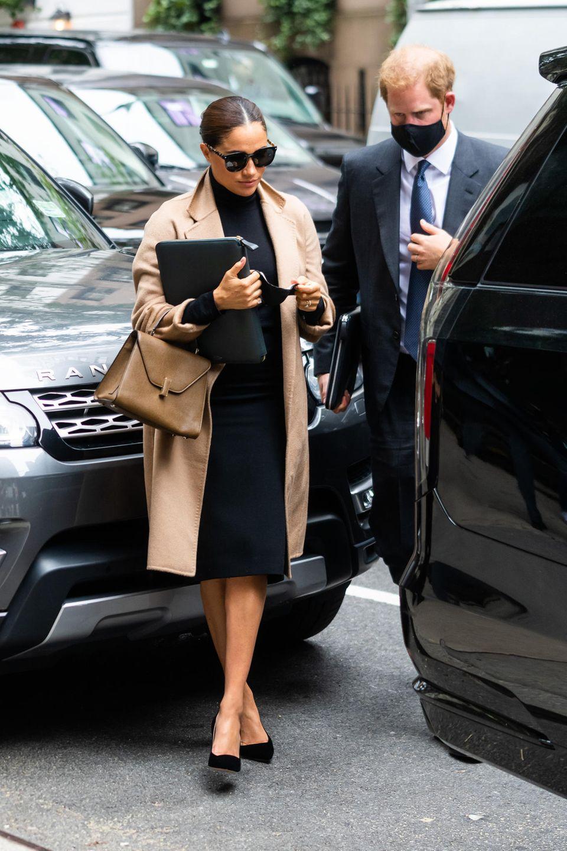 Herzogin Meghan in der Kritik: So teuer waren ihre New-York-Outfits