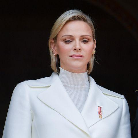 Fürstin Charlène
