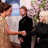 """""""James Bond"""" Premiere: Herzogin Catherine + Billie Eilish"""