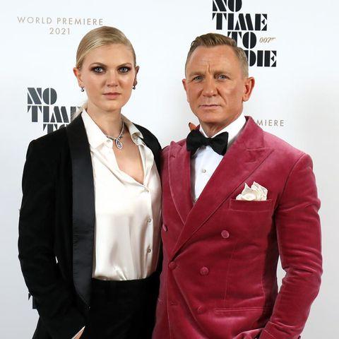 Ella Loudon und Daniel Craig