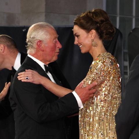Prinz Charles und Herzogin Catherine