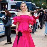 Diane Kruger besucht die New York City Ballet Fashion Gala