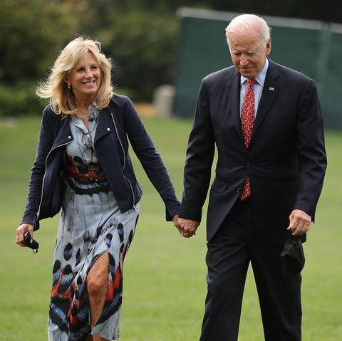 Jill und Joe Biden