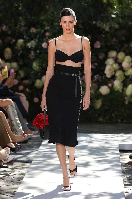 New York Fashion Week: Kendall Jenner läuft für Michael Kors