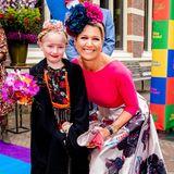 Königin Máxima eröffnet die Frida-Kahlo-Ausstellung