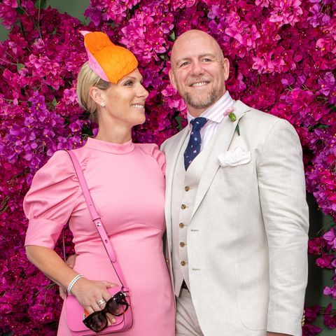 Zara und Mike Tindall