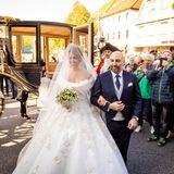 Mahkameh Navabi heiratet kirchlich in Bückeburg