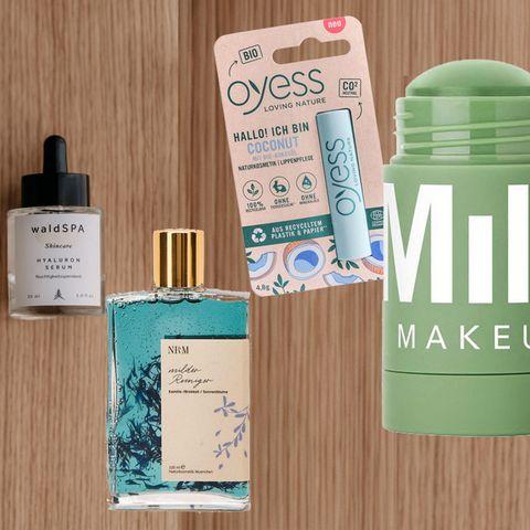 GALA Beautyprobe: Green-Beauty-Neuheiten im Test