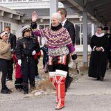 RTK: Königin Margrethe in Grönland Tag 3