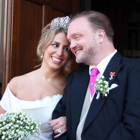 Brautmode: Royale Hochzeitskleider