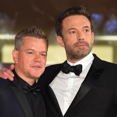 Matt Damon und Ben Affleck.