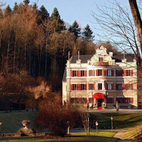 """""""Sturm der Liebe"""" + """"Rote Rosen"""": Fürstenhof"""