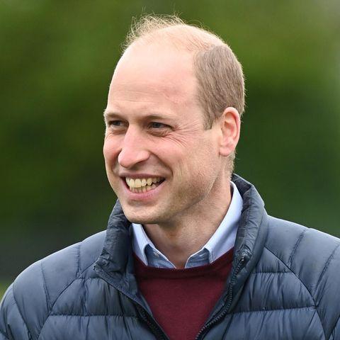 Prinz William (Mai 2021)