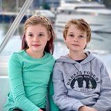 Sprösslinge: Zwillinge von Neil Patrick Harris feiern 11. Geburtstag