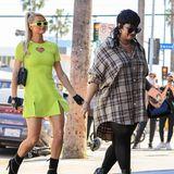 Gesichtet: Paris Hilton und Demi Lovato