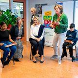 RTK: Königin Máxima im Klassenzimmer