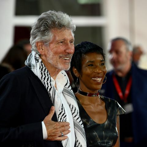 Roger Waters +Kamilah Chavis