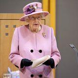 Windsor RTK: Queen Elizabeth bei ihrer Eröffnungsrede im Parlament