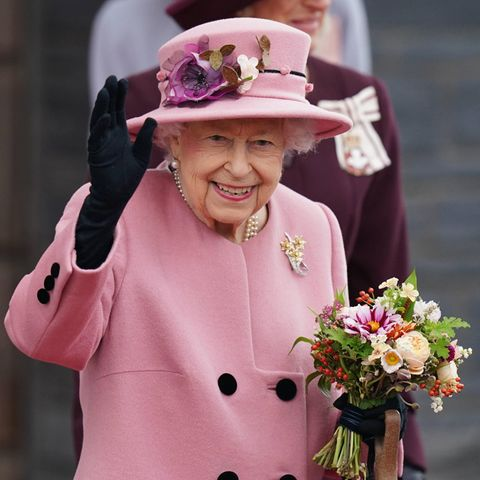 Windsor RTK: Queen Elizabeth