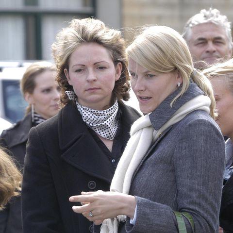 Linda Tånevik und Prinzessin Mette-Marit