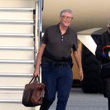 Bill Gates reist zur Hochzeit seiner Tochter Jennifer