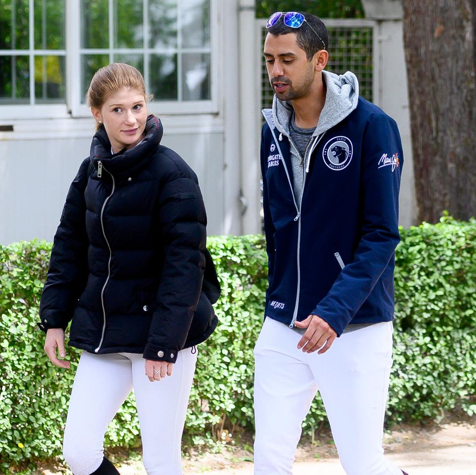 Jennifer Gates und Nayel Nassar