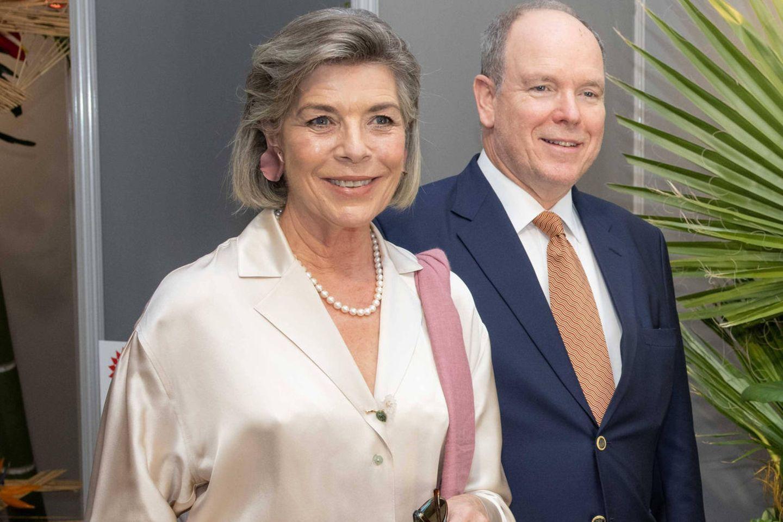 Prinzessin Caroline, Fürst Albert