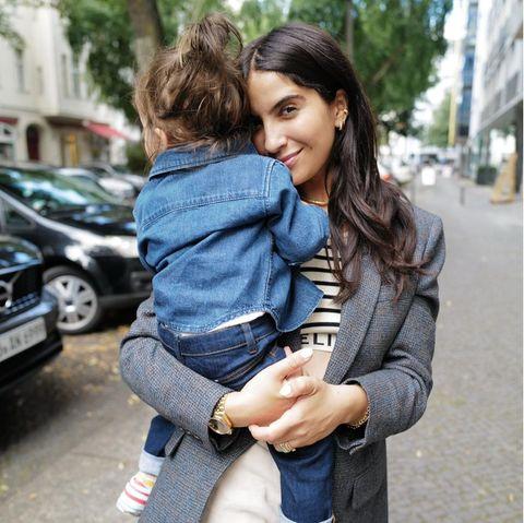 Chryssanthi Kavazi: Stylisch! Ihr Sohn wird zum Hingucker