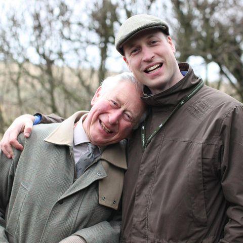 Windsor RTK: Prinz Charles und Prinz William zum Earthshot Prize