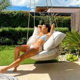 Eva Longoria im Urlaub in Mexiko