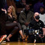 Gesichtet: Adele und Rich Paul beim Lakers Game in Los Angeles