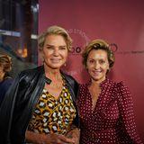WSNF: Gräfin Stephanie von Pfuehl und Katrin von Hallwyl beim Gala Event