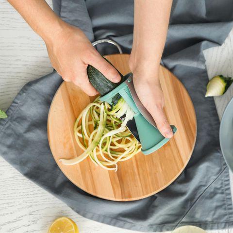 Spiralschneider-Test: 6 Geräte für schnelle, einfache und gesunde Gerichte