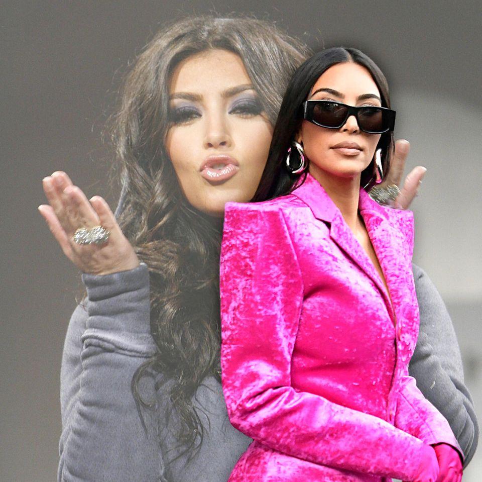 Happy Birthday, Kim Kardashian! Wie sehr sich die Stil-Ikone über die Jahre verändert hat, zeigen wir Ihnen hier.