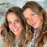 Geschwistar: Gisele Bündchen gratuliert ihrer Schwester zum 40. Geburtstag