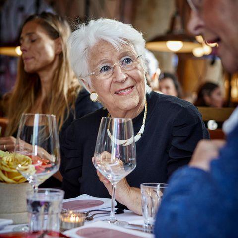 WSNF: Mama Schöneberger beim GALA Charity-Lunch in München