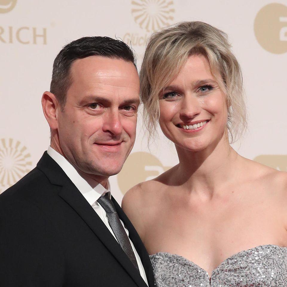 Matthias Dolderer und Britta Heidemann.
