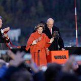 RTK: Königin Sonja bei Wiedereröffnung des Munch-Museums