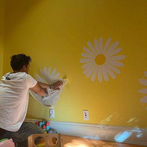 Kinderzimmer: Orlando Bloom renoviert