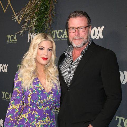 Tori Spelling und Dean McDermott 2019 ins Los Angeles.